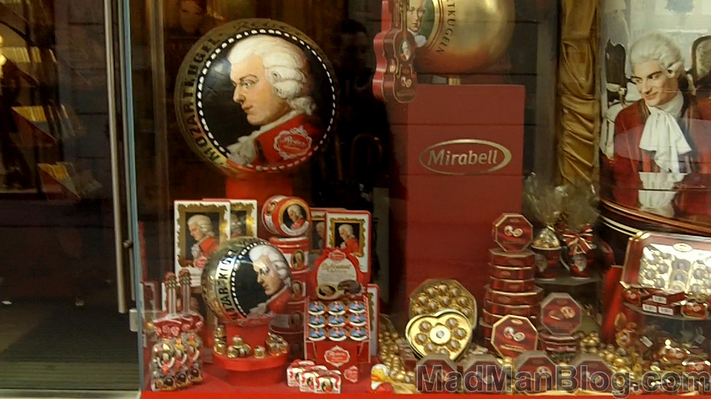 Mozart's Balls