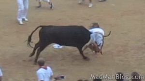 Bull Run Pamplona