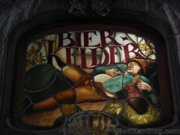 Drunk in Belgium