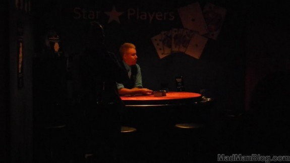 Finland - Blackjack Table in Club