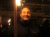 Me and my torch at Hogmanay 2013 :)
