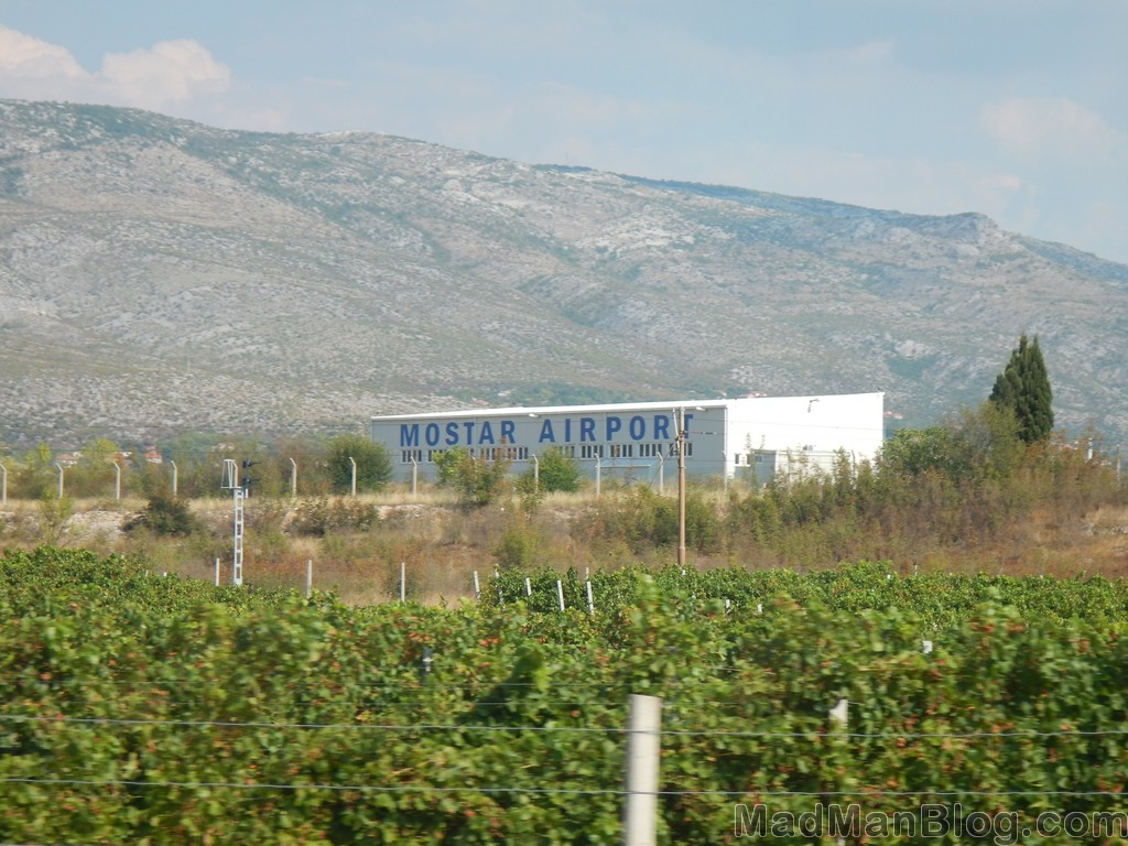 Mostar Airport