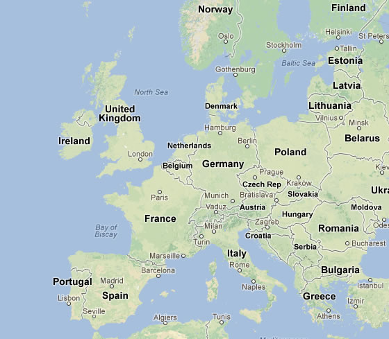 Europe – Google Map – MadManBlog on map of europe galicia, map of europe kiev, map of europe naples, map of europe wittenberg, map of europe germany, map of europe ireland, map of europe helsinki, map of europe athens, map of europe verdun, map of europe malta, map of europe belgrade, map of europe suez canal, map of europe heidelberg, map of europe alsace, map of europe reykjavik, map of europe york, map of europe silesia, map of europe luxembourg, map of europe zagreb, map of europe genoa,