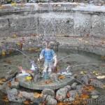 Trick Fountains - HellBrunn Palace
