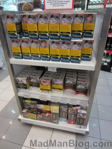 Cigarette Packages