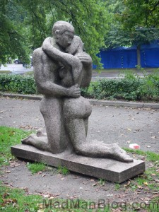 Lovers Embrace