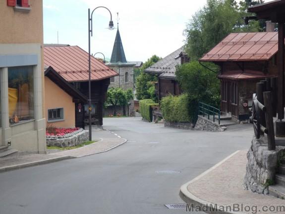 Swiss Village Street