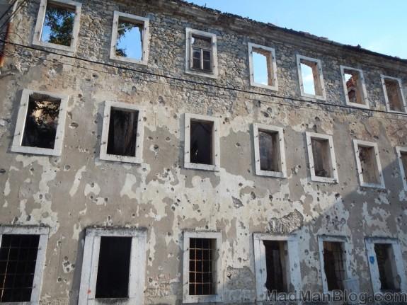 Bosnia War Remnants