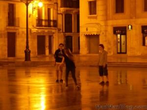 Drunk Soccer in Valencia